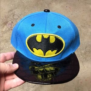 Other - NEW Boys Batman SnapBack Hat